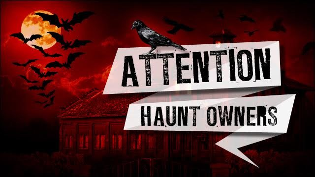 Attention West Virginia Haunt Owners